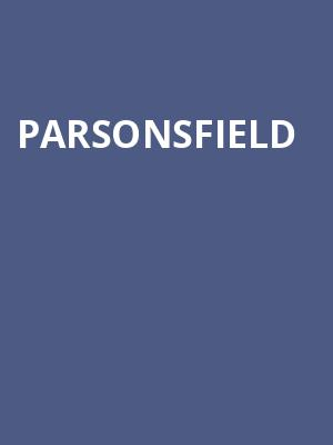 Parsonsfield at Gramercy Theatre