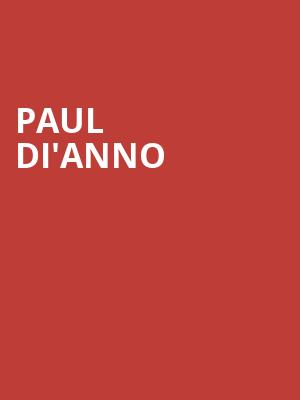 Paul%20Di'Anno at B.B. King Blues Club