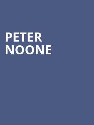 Peter Noone at New York City Winery