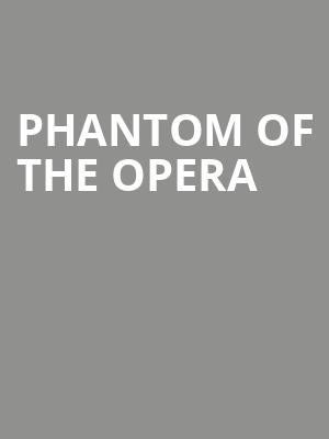 Phantom of the Opera at Majestic Theater