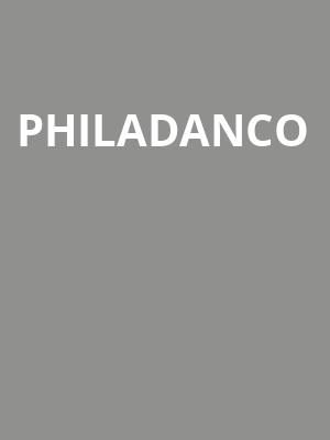 Philadanco at Chase Room