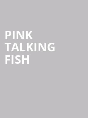 Pink Talking Fish at Gramercy Theatre