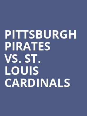 Pittsburgh%20Pirates%20vs.%20St.%20Louis%20Cardinals at 14th Street Y Theater