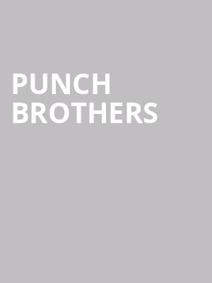 Punch%20Brothers at Gallery MC