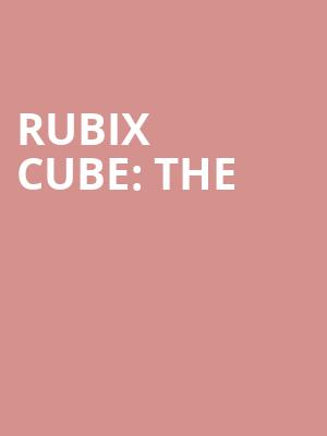 RUBIX CUBE: The '80s Strike Back Show at Gramercy Theatre