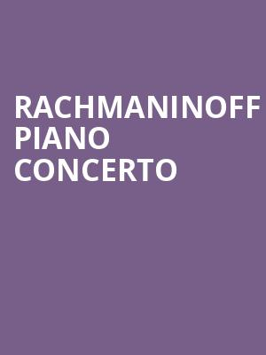 Rachmaninoff Piano Concerto at Chase Room