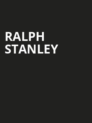 Ralph Stanley at New York City Winery