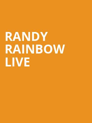 Randy Rainbow Live at Gramercy Theatre