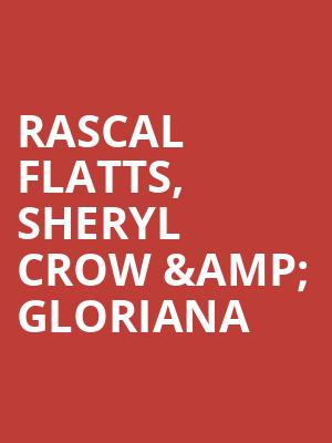 Rascal Flatts%2C Sheryl Crow %26 Gloriana at Nikon