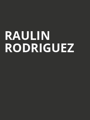 Raulin Rodriguez at United Palace Theater