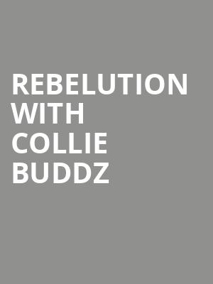 Rebelution with Collie Buddz at The Rooftop at Pier 17