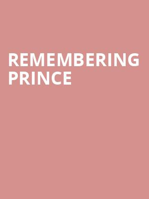 Remembering Prince at New York City Winery