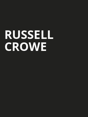 Russell%20Crowe at Gramercy Theatre