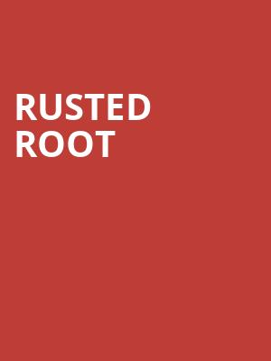 Rusted Root at Bergen Performing Arts Center