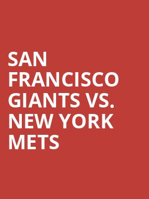 San%20Francisco%20Giants%20vs.%20New%20York%20Mets at Wings Theater