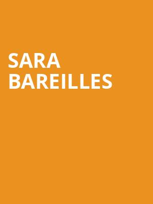 Sara%20Bareilles at Highline Ballroom