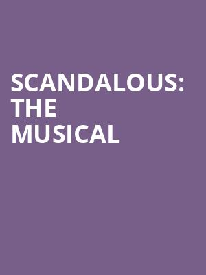 Scandalous%3A The Musical at Neil Simon Theater