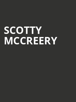 Scotty McCreery at Gramercy Theatre