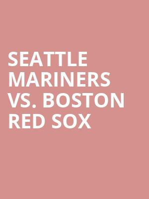 Seattle%20Mariners%20vs.%20Boston%20Red%20Sox at 14th Street Y Theater