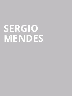 Sergio Mendes at Bergen Performing Arts Center