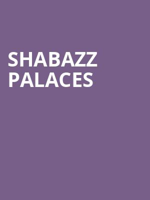 Shabazz%20Palaces at Bowery Ballroom