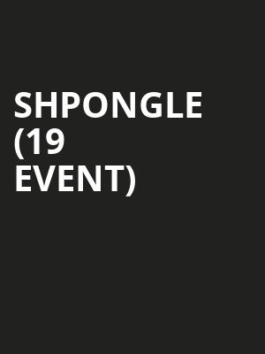 Shpongle (19+ Event) at Webster Hall