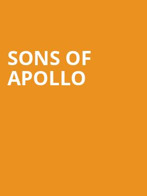 Sons of Apollo at Bergen Performing Arts Center