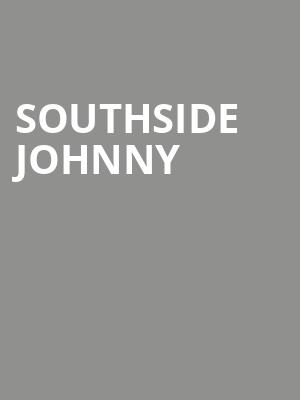 Southside Johnny at New York City Winery