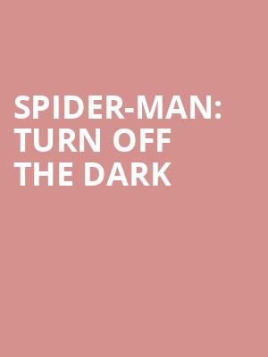 Spider-Man%3A Turn Off the Dark at Foxwoods Theater