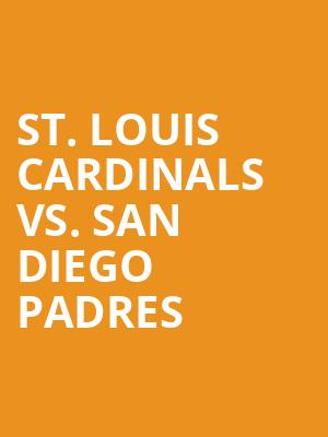 St.%20Louis%20Cardinals%20vs.%20San%20Diego%20Padres at La MaMa Theater