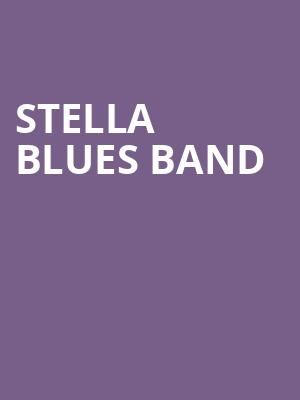 Stella Blues Band at The Cutting Room