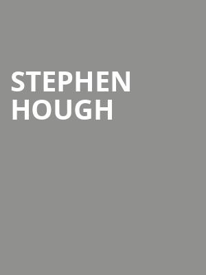 Stephen%20Hough at Isaac Stern Auditorium