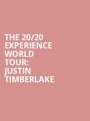 The%2020/20%20Experience%20World%20Tour:%20Justin%20Timberlake at Barclays Center