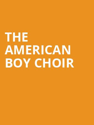 The%20American%20Boy%20Choir at Bethel Woods Center For The Arts