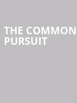 The%20Common%20Pursuit at Laura Pels Theater