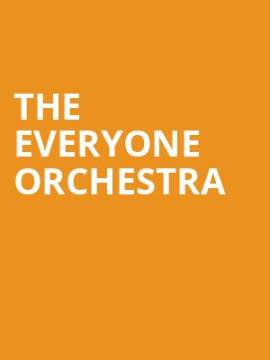 The Everyone Orchestra at Gramercy Theatre