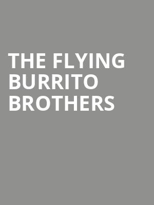 The Flying Burrito Brothers at Iridium Jazz Club