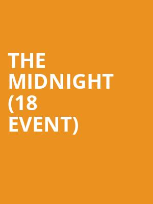 The Midnight (18+ Event) at Bowery Ballroom