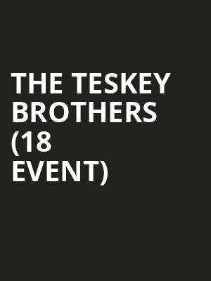 The Teskey Brothers (18+ Event) at Bowery Ballroom