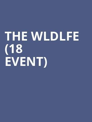 The WLDLFE (18+ Event) at Mercury Lounge