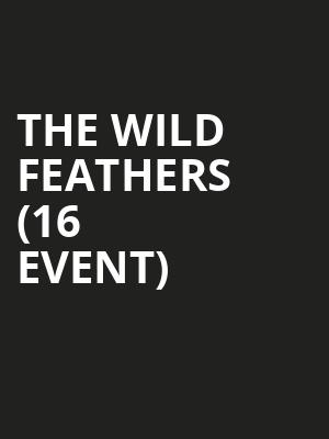 The Wild Feathers (16+ Event) at Gramercy Theatre