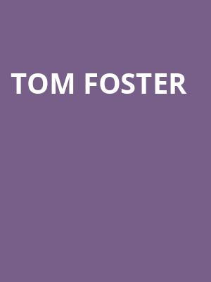 Tom Foster at Joan & Sanford I. Weill Recital Hall