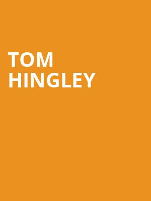 Tom Hingley at George Street Playhouse