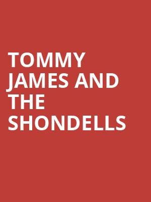 Tommy James and The Shondells at Bergen Performing Arts Center