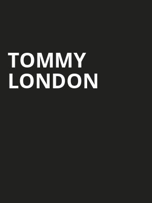 Tommy London at Gramercy Theatre