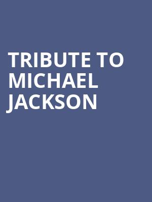 Tribute to Michael Jackson at Cafe Wha?