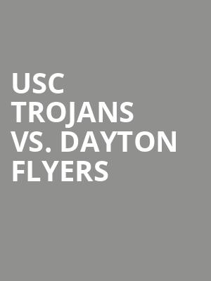 USC%20Trojans%20vs.%20Dayton%20Flyers at Kraine Theater