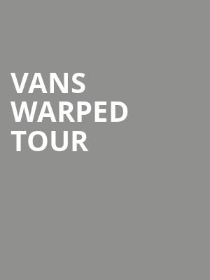 Vans%20Warped%20Tour at 13th Street Repertory Theater