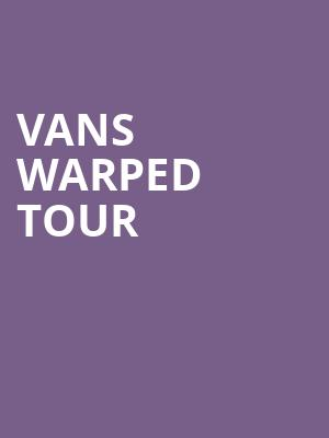 Vans Warped Tour at Wings Theater