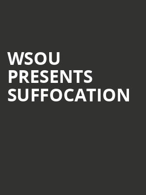 WSOU Presents Suffocation at Gramercy Theatre